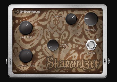 G-Sonique: Shamanizer VST Ethno Plug-in