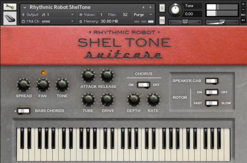 ShelTone Suitcase
