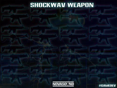 ShockWav Weapon