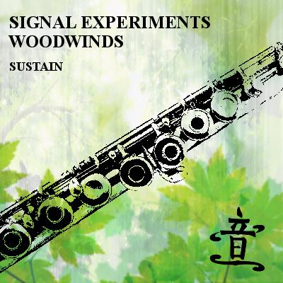 Sustain Woodwinds sfz