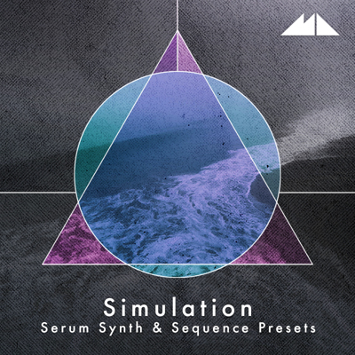 Simulation: Serum Synth & Sequence Presets