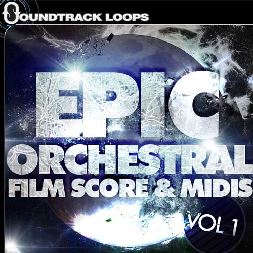 Epic Orchestral Loops and MIDI