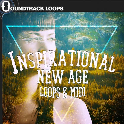 Inspirational New Age Loops and Midi