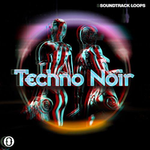 Techno Noir Dark Techno Loops