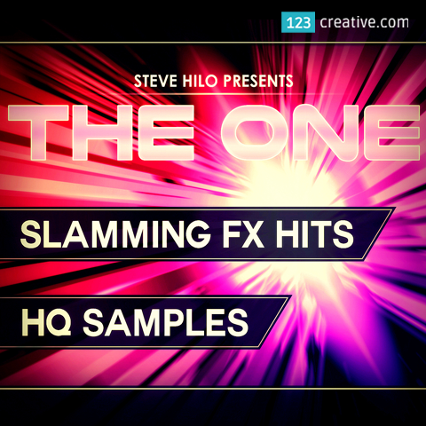 Slamming FX Hits Sample pack