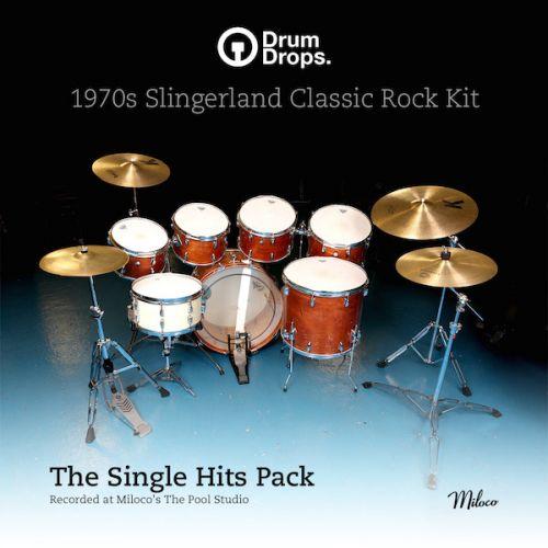 1970s Slingerland Classic Rock Kit - Single Hits Pack