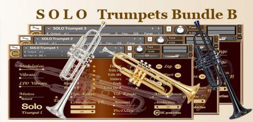 SOLO Trumpets Bundle B