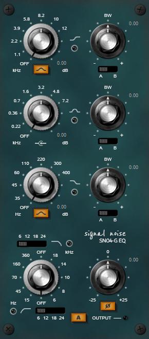 Signal Noise SN04-G Channel EQ