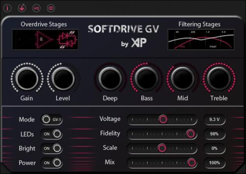 SoftDrive GV