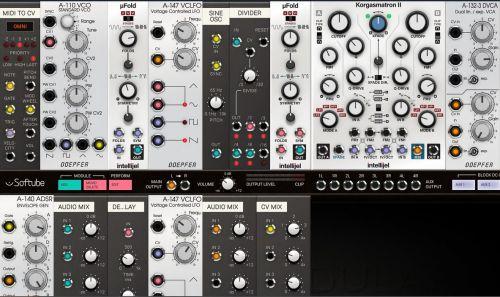 Softube Modular Sound Library
