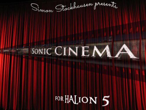 Sonic Cinema for HALion 5