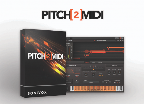 Pitch[2]Midi