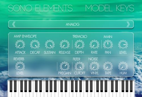 Model Keys