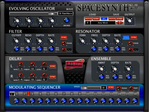 Space Synthesizer / Effect