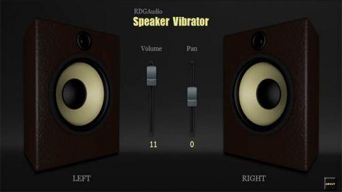speaker vibrator