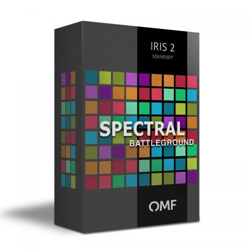 Spectral Battleground for Iris 2
