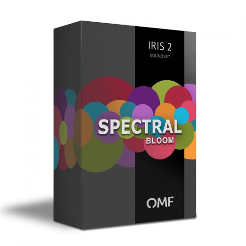 Spectral Bloom For Iris 2