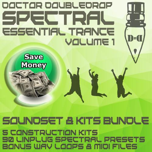 Spectral Essential Trance Soundset Vol.1 Bundle