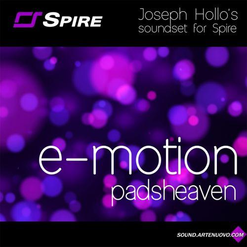 E-MotionPadsheaven Soundset for Spire