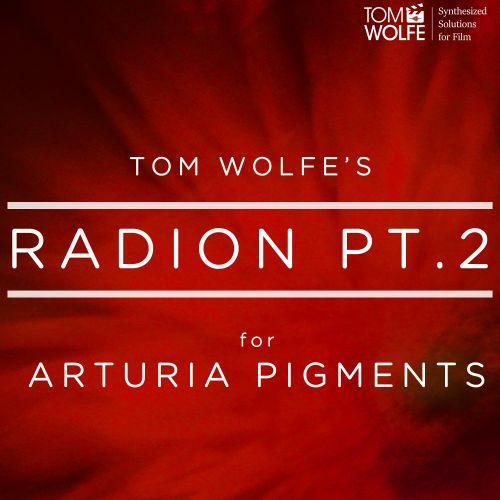 Radion Pt. 2 for Arturia Pigments