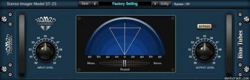 Blue Tubes Stereo Imager ST2S [ST2S]