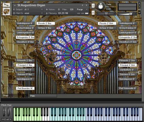Saint Augustine's Organ