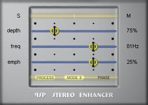 PSP StereoEnhancer
