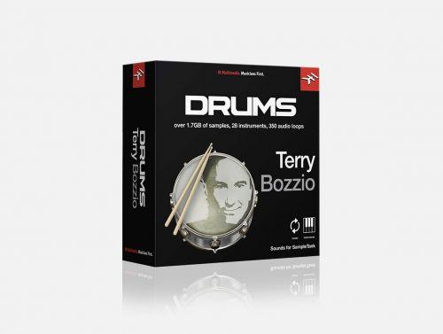 Terry Bozzio Drums