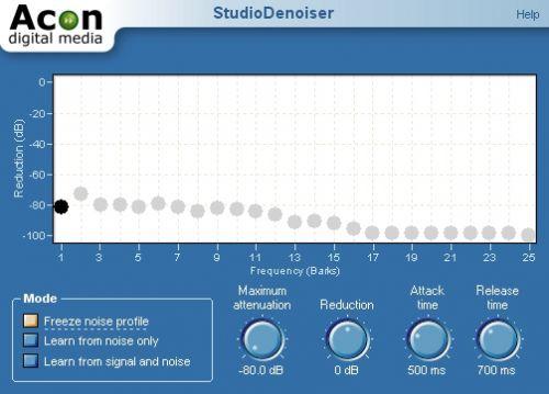 StudioDenoiser