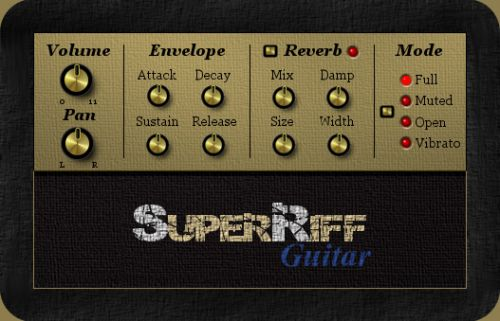 SuperRiff Guitar