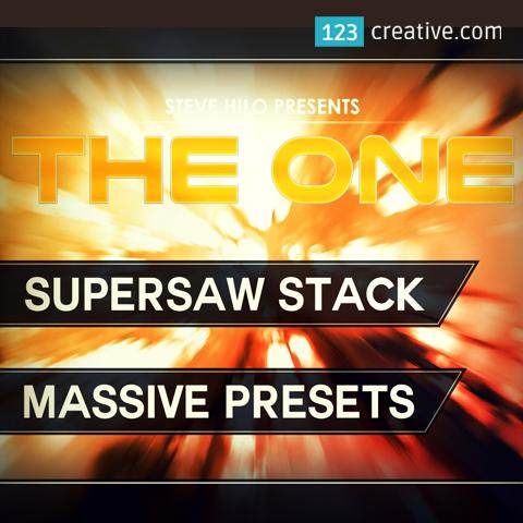 Supersaw Stack NI Massive presets