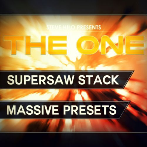 THE ONE: Supersaw Stack