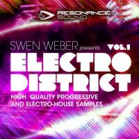 Swen Weber - Electro District Vol.1