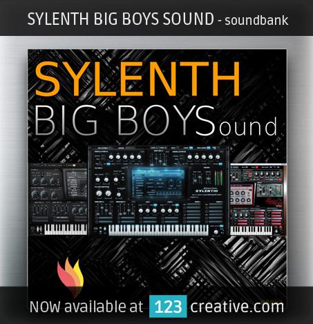 Sylenth Big Boys Sound - soundbank