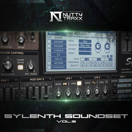 Nutty Traxx - Sylenth Soundset Vol.3