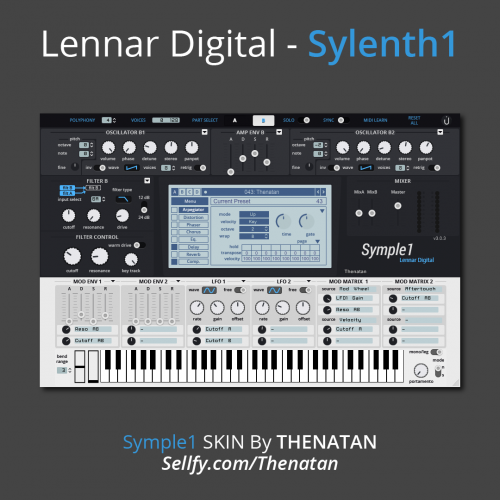 Lennar Digital - Symple1 V.3 Skin