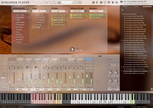 Synchron Strings Pro