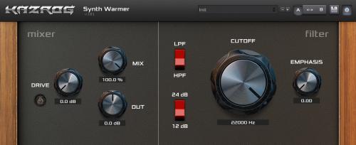 Synth Warmer