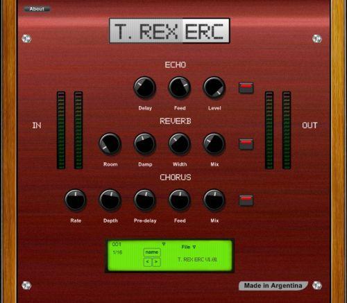 T. Rex ERC