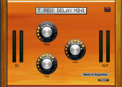 T.Rex Delay Mini