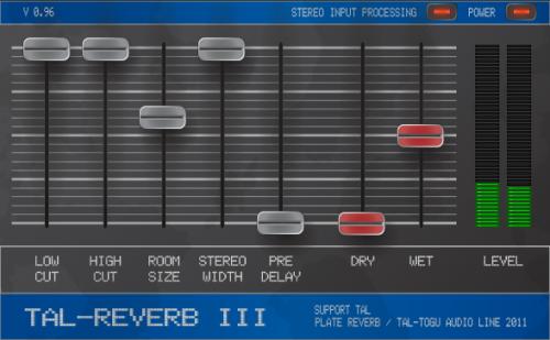 TAL-Reverb III