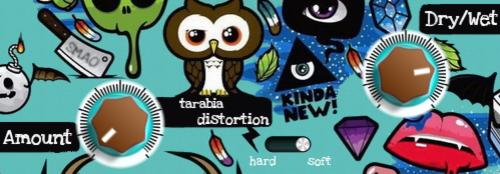 tarabia distortion