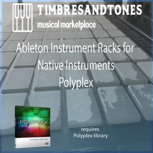 Ableton Instrument Racks for Native Instruments Polyplex