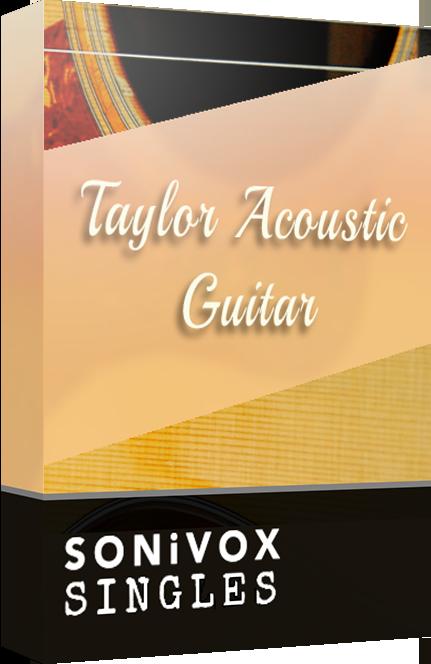 Singles - Taylor Acoustic Guitar