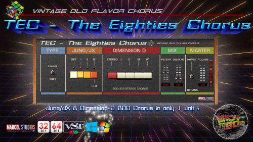 TEC the Eighties Chorus