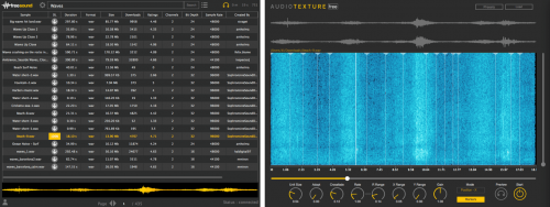 AudioTexture Free