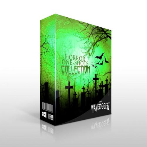 The Wavediggerz Horror One-Shot Collection