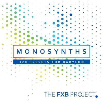 Monosynths for Babylon