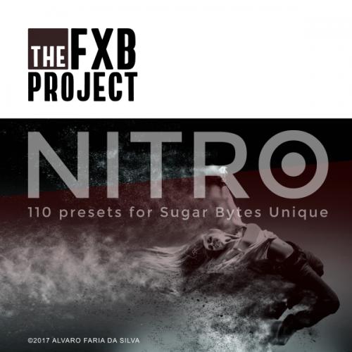 Nitro - 110 presets for Sugar Bytes Unique