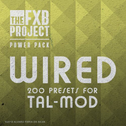 Wires - 200 presets for TAL-Mod VSTi